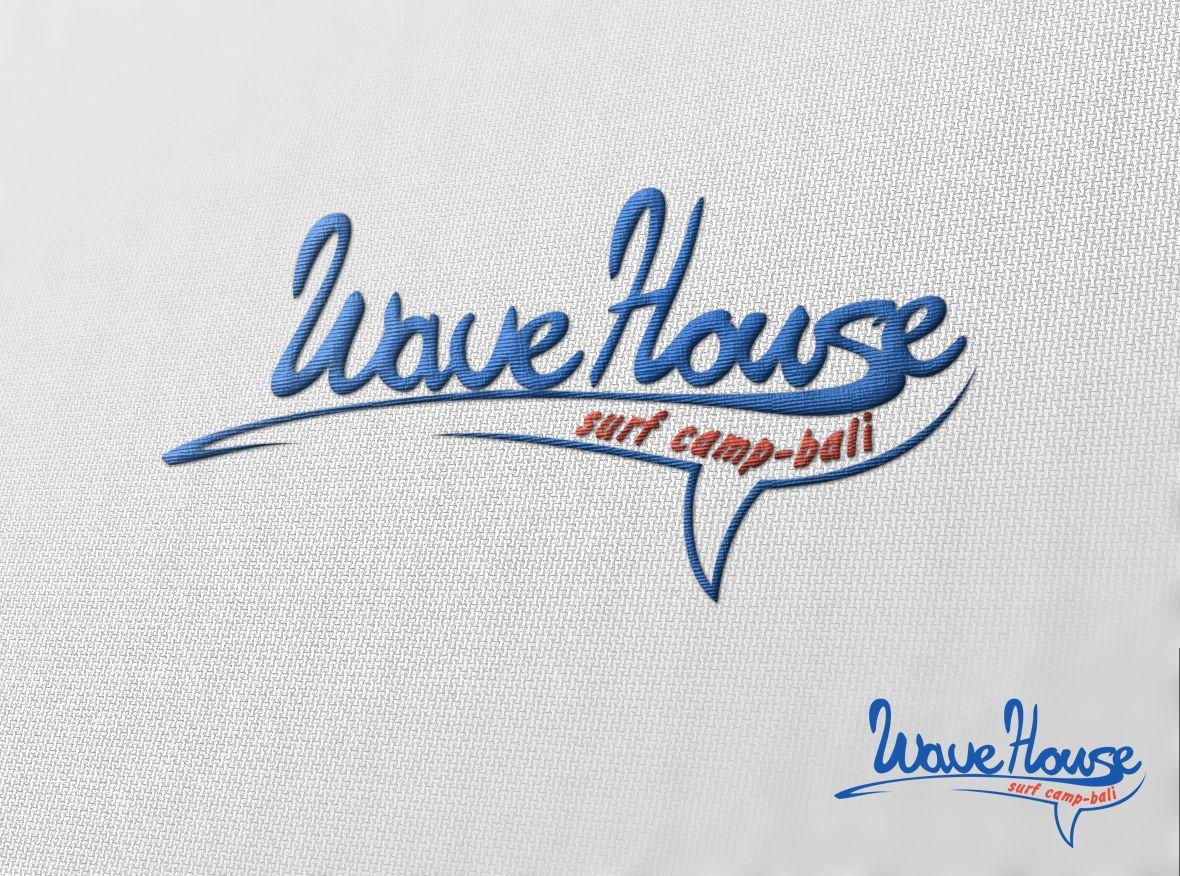 Редизайн логотипа для серф-кэмпа на Бали - дизайнер La_persona