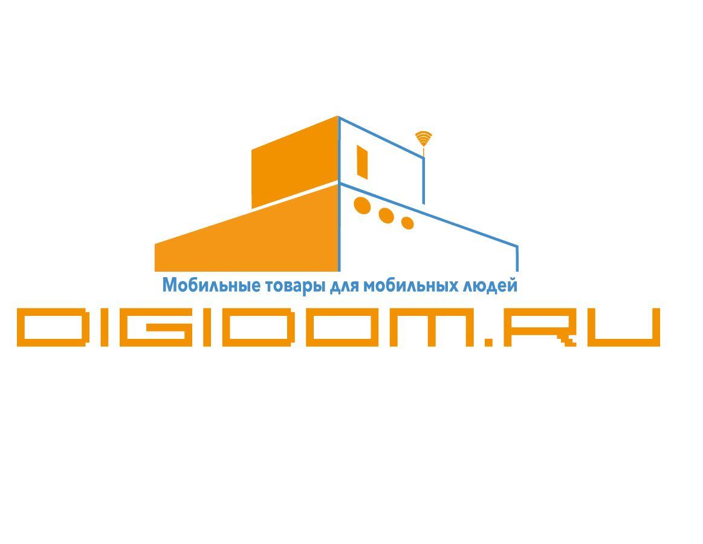 Логотип интернет-магазина мобильных устройств - дизайнер Yuliya