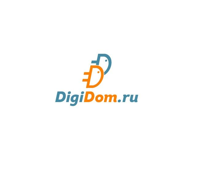Логотип интернет-магазина мобильных устройств - дизайнер U4po4mak