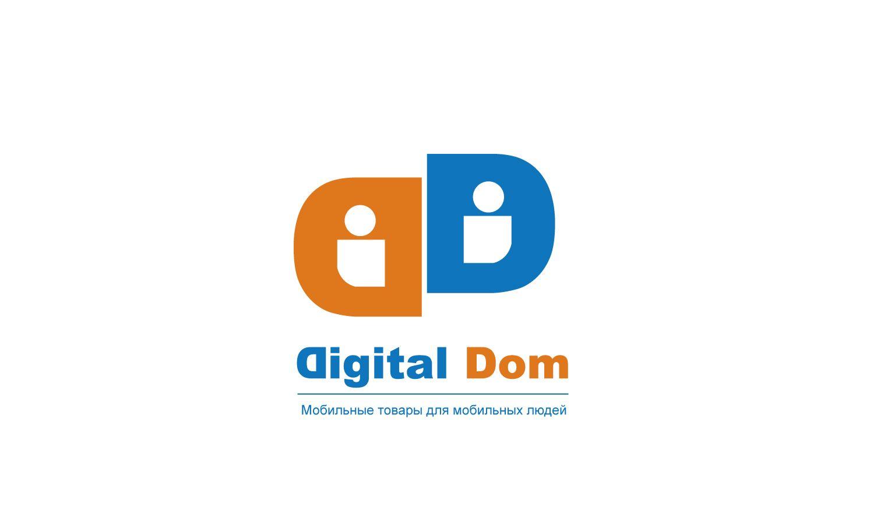 Логотип интернет-магазина мобильных устройств - дизайнер ms-katrin07