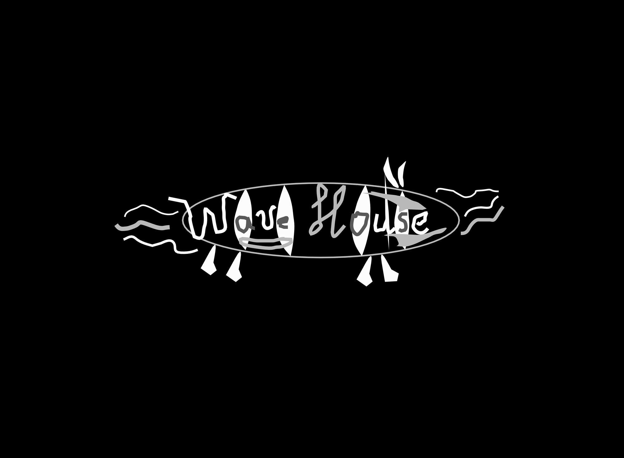 Редизайн логотипа для серф-кэмпа на Бали - дизайнер olhen_vol