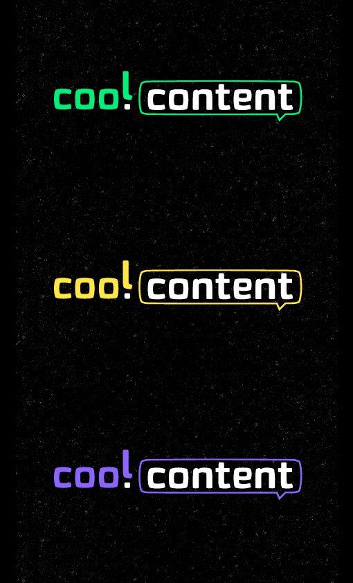 Лого для агентства Cool Content - дизайнер TanOK1