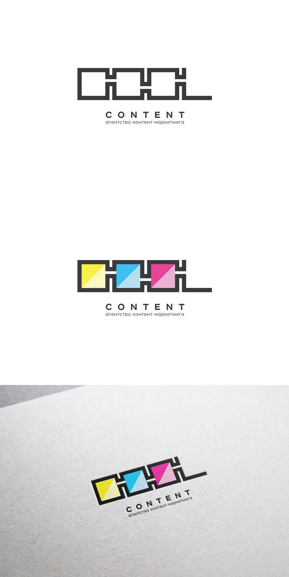 Лого для агентства Cool Content - дизайнер VitalyMrak