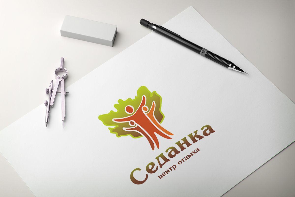 Логотип для центра отдыха - дизайнер luveya
