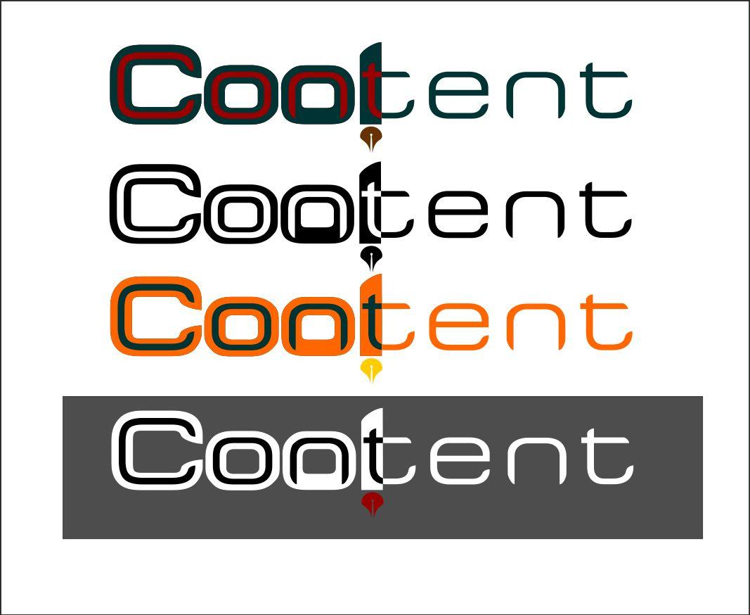 Лого для агентства Cool Content - дизайнер alex-blek