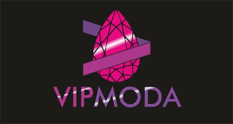 Лого и фирменный стиль компании ВИПМОДА  - дизайнер khanman