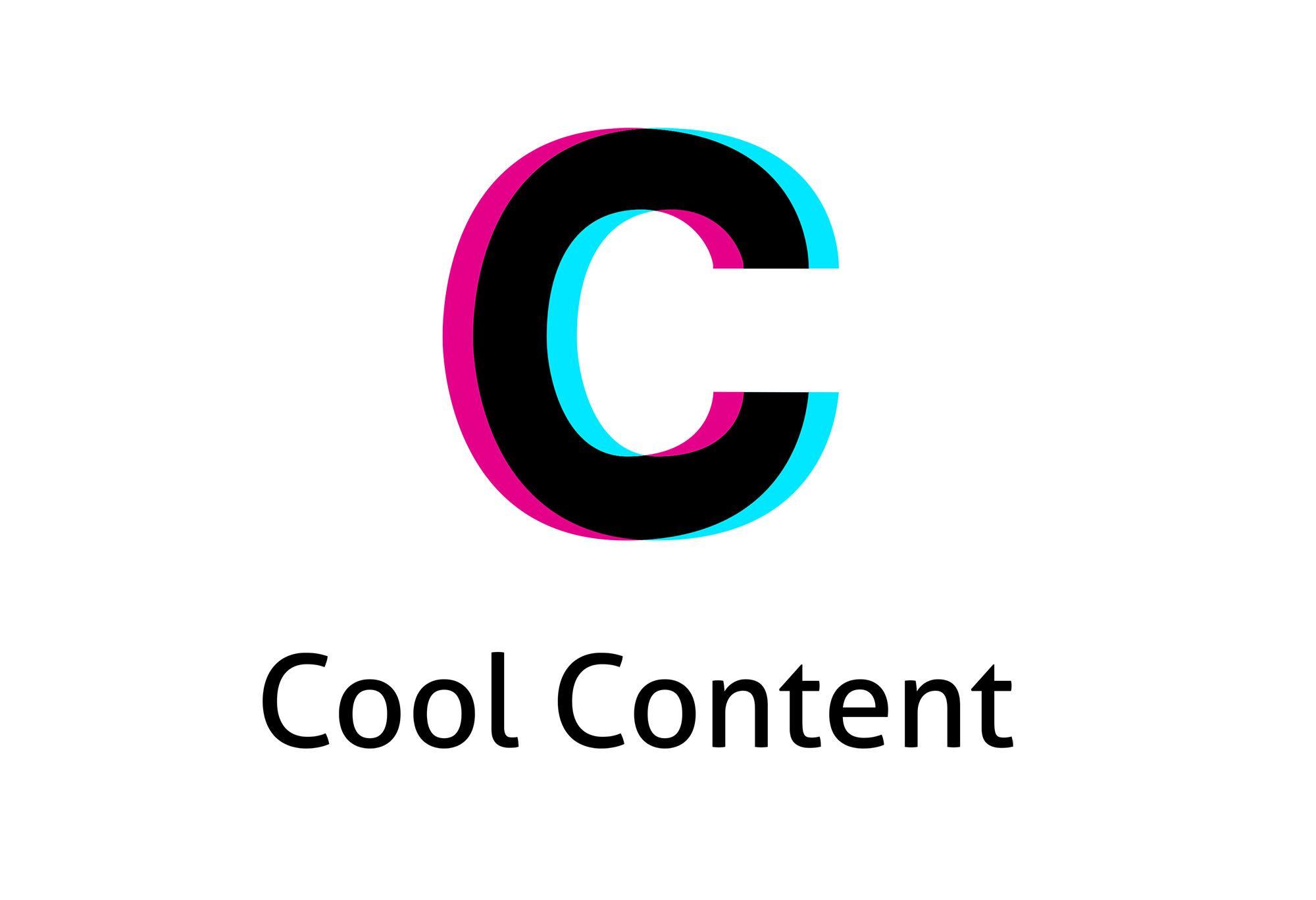 Лого для агентства Cool Content - дизайнер alex_deiss