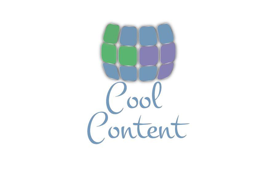 Лого для агентства Cool Content - дизайнер Antonska