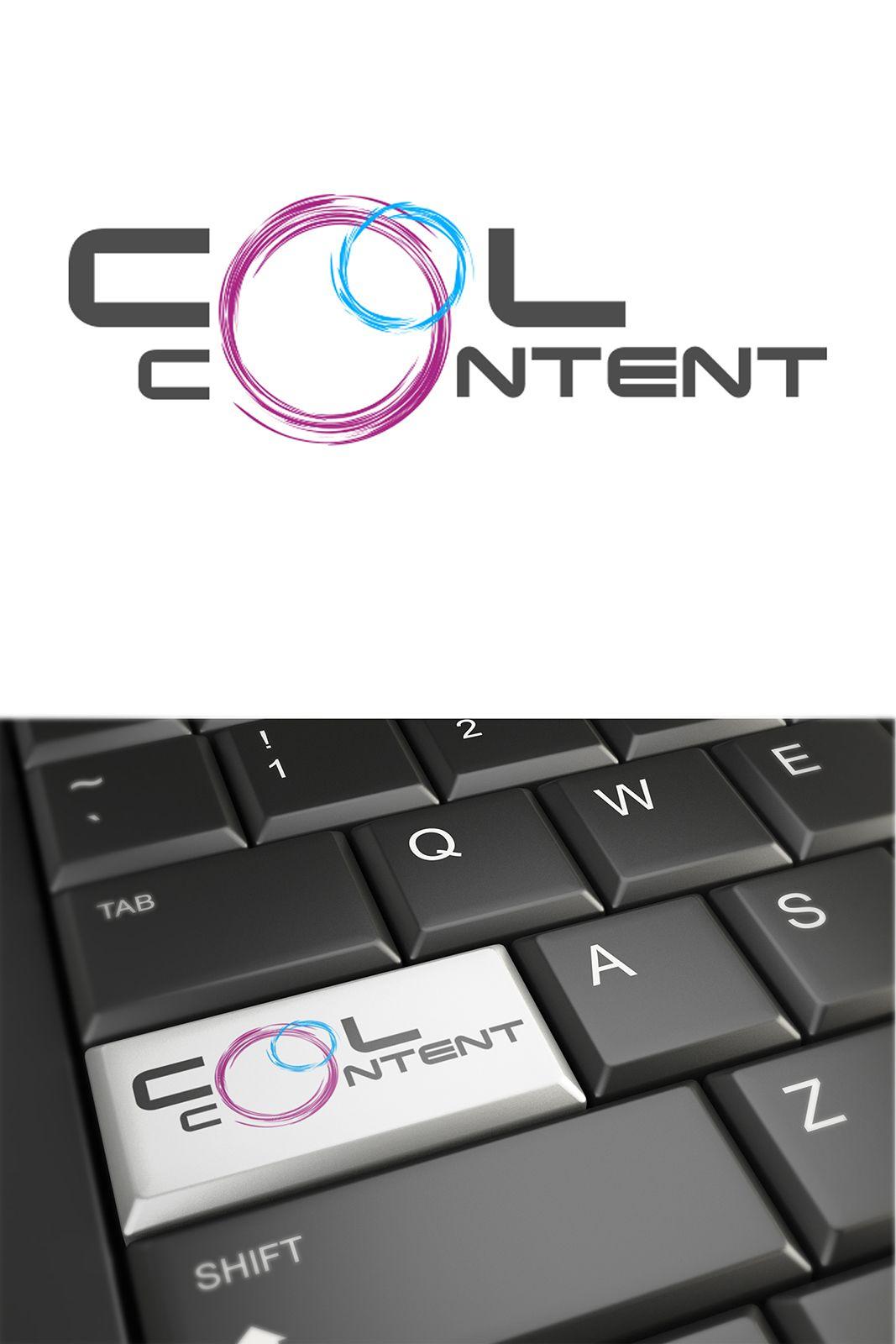 Лого для агентства Cool Content - дизайнер Rikkoto