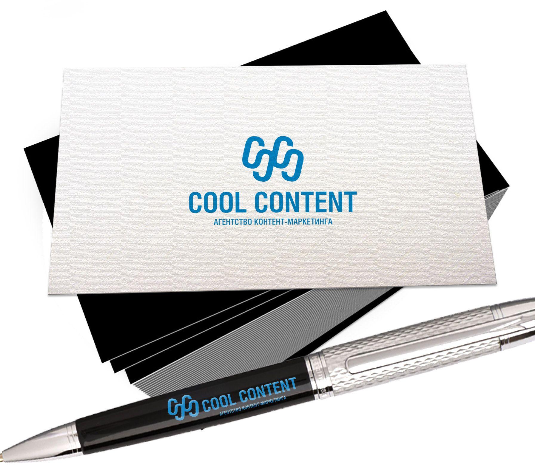 Лого для агентства Cool Content - дизайнер Scorp