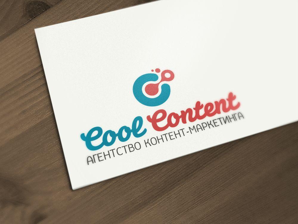Лого для агентства Cool Content - дизайнер Ak1