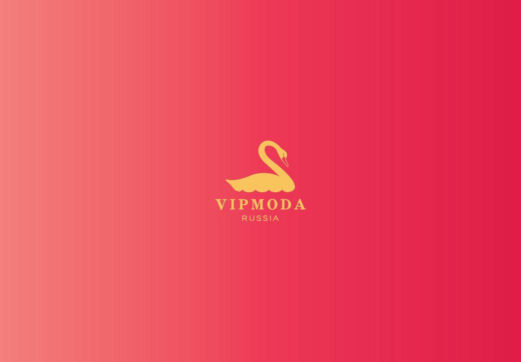 Лого и фирменный стиль компании ВИПМОДА  - дизайнер GraWorks