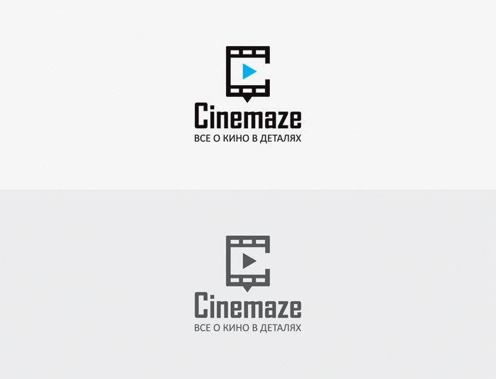 Логотип для кино-сайта - дизайнер Yarlatnem