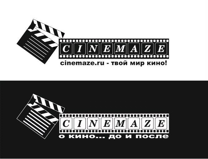 Логотип для кино-сайта - дизайнер Tamara_V