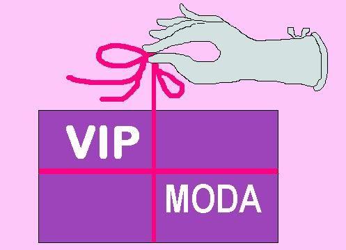 Лого и фирменный стиль компании ВИПМОДА  - дизайнер staroorlovskaya