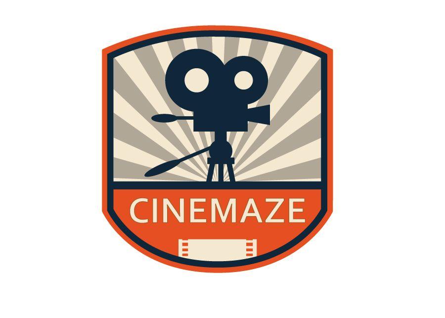 Логотип для кино-сайта - дизайнер Alladushek