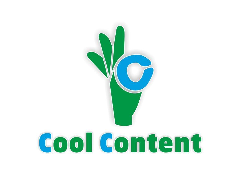 Лого для агентства Cool Content - дизайнер design03