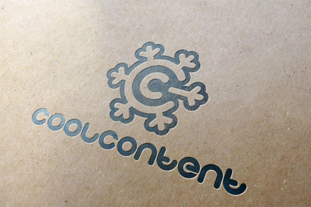 Лого для агентства Cool Content - дизайнер Sadham