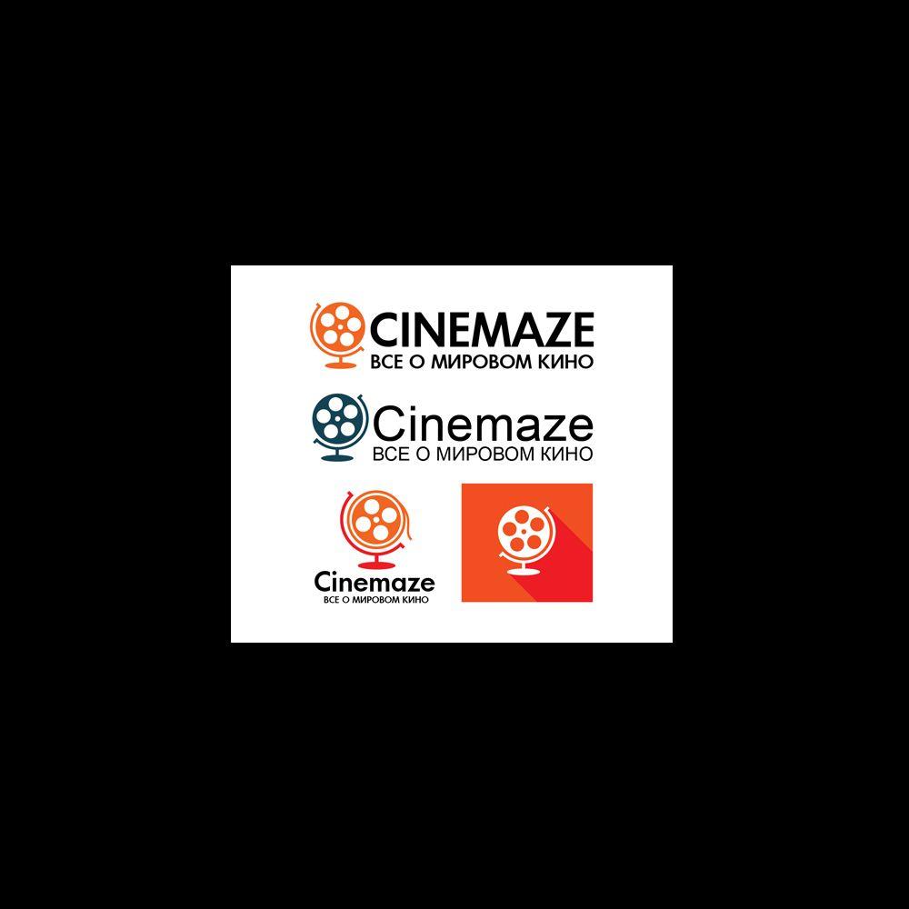 Логотип для кино-сайта - дизайнер andr-shtolz