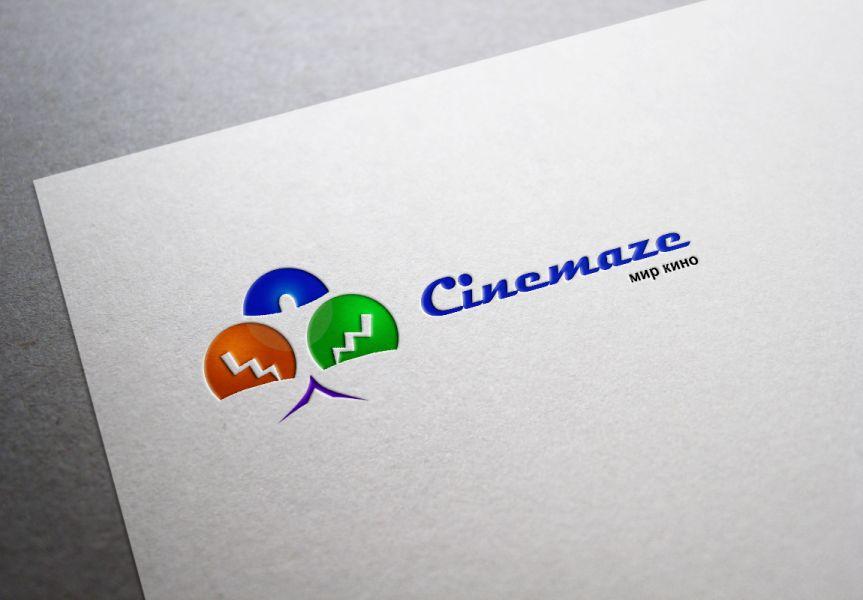 Логотип для кино-сайта - дизайнер Musaev