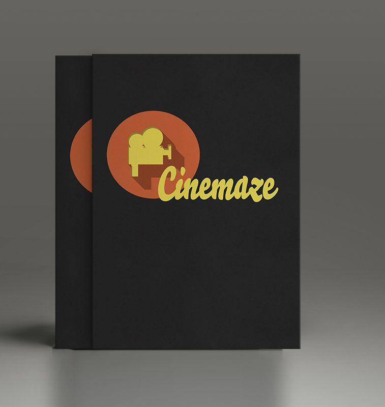 Логотип для кино-сайта - дизайнер Adelaida_N
