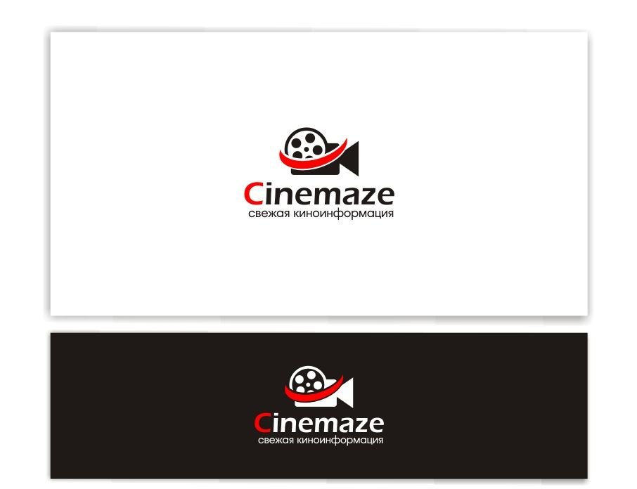 Логотип для кино-сайта - дизайнер malito