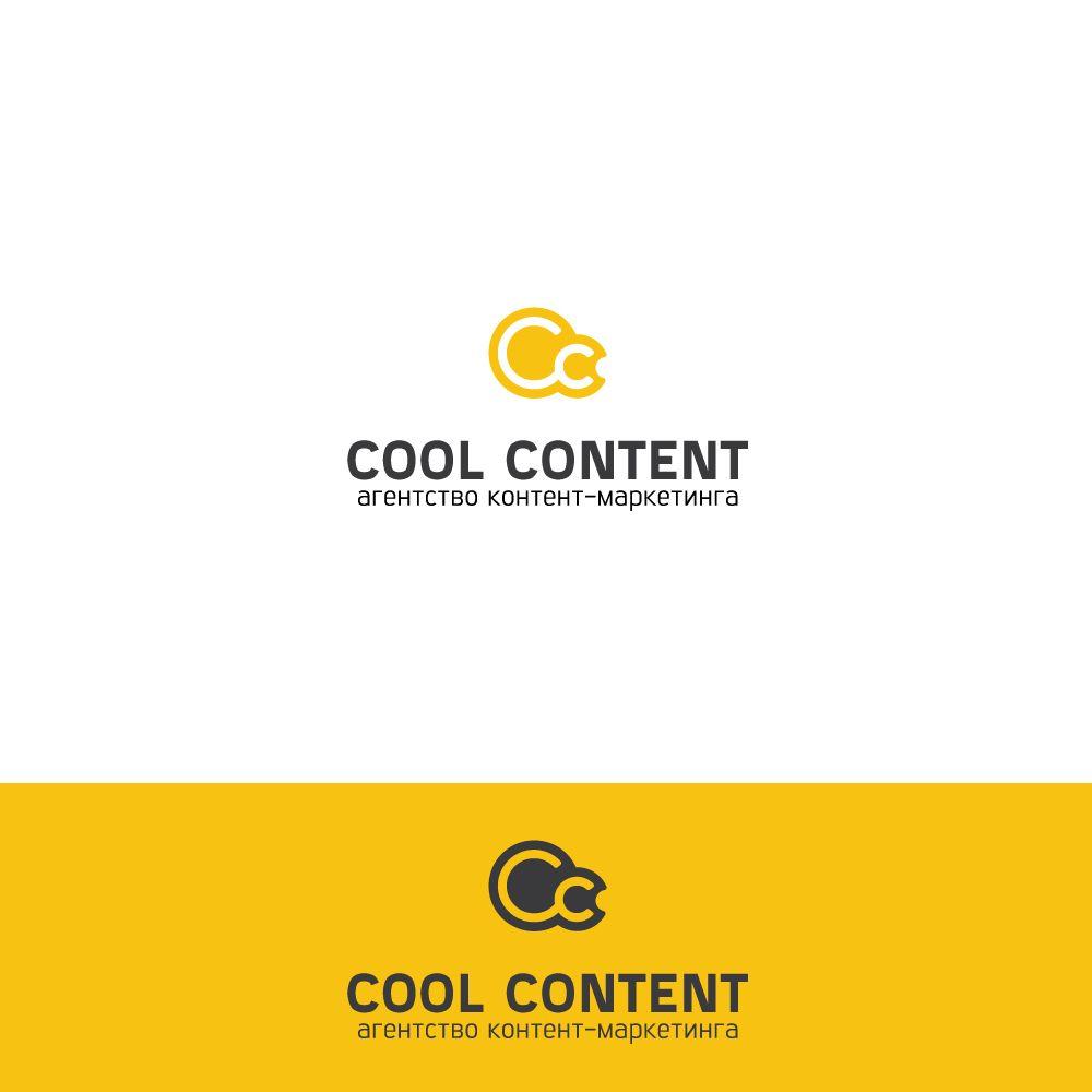 Лого для агентства Cool Content - дизайнер KLZdes