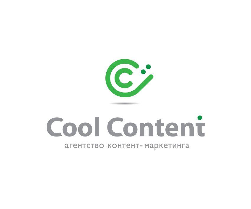 Лого для агентства Cool Content - дизайнер ptyuwork