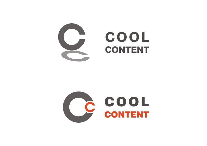 Лого для агентства Cool Content - дизайнер Yak84