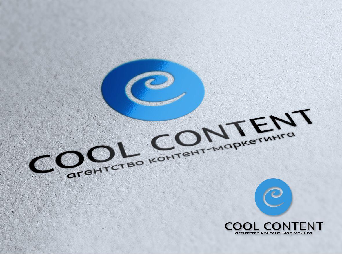 Лого для агентства Cool Content - дизайнер La_persona
