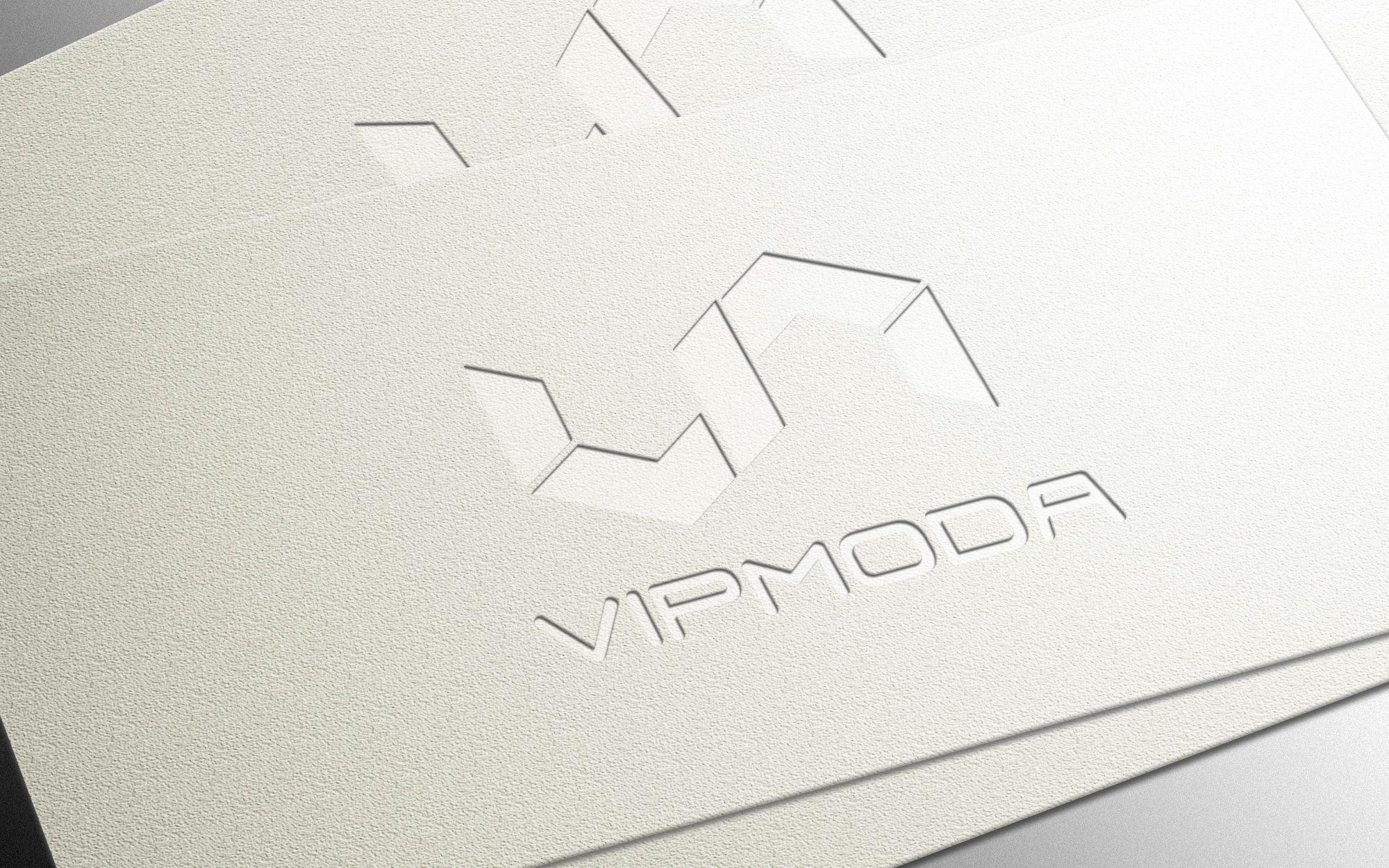 Лого и фирменный стиль компании ВИПМОДА  - дизайнер Gas-Min
