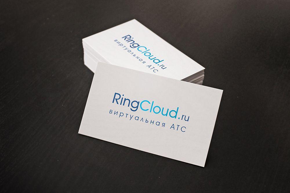 Логотип RingCloud.ru - дизайнер an-grig