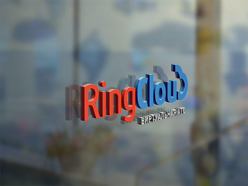 Логотип RingCloud.ru - дизайнер gisig