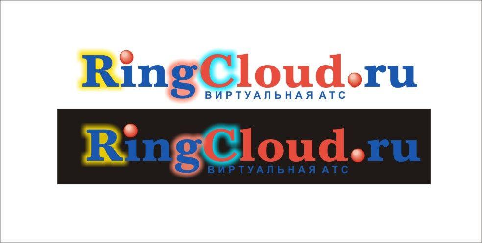 Логотип RingCloud.ru - дизайнер managaz