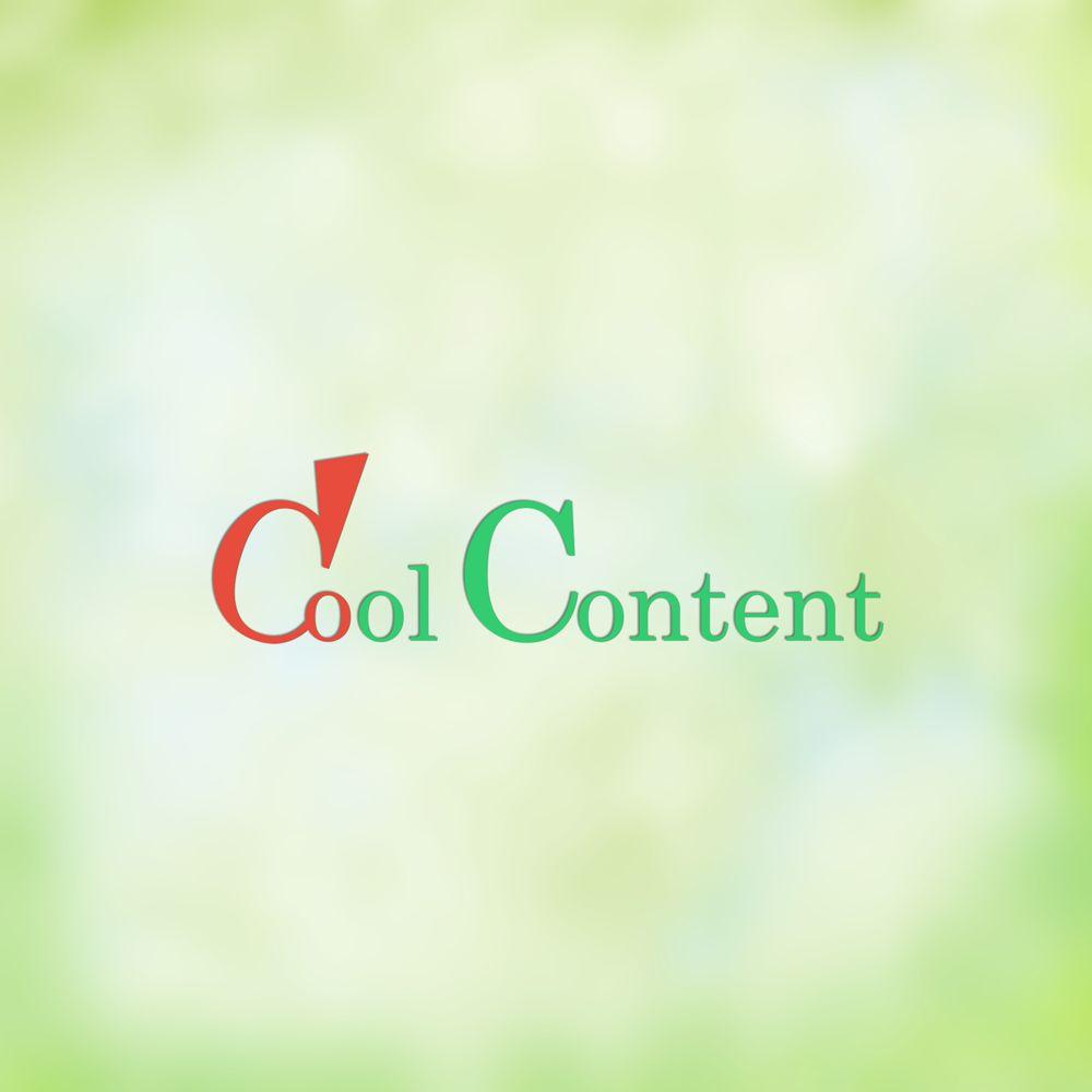 Лого для агентства Cool Content - дизайнер Tanushka88