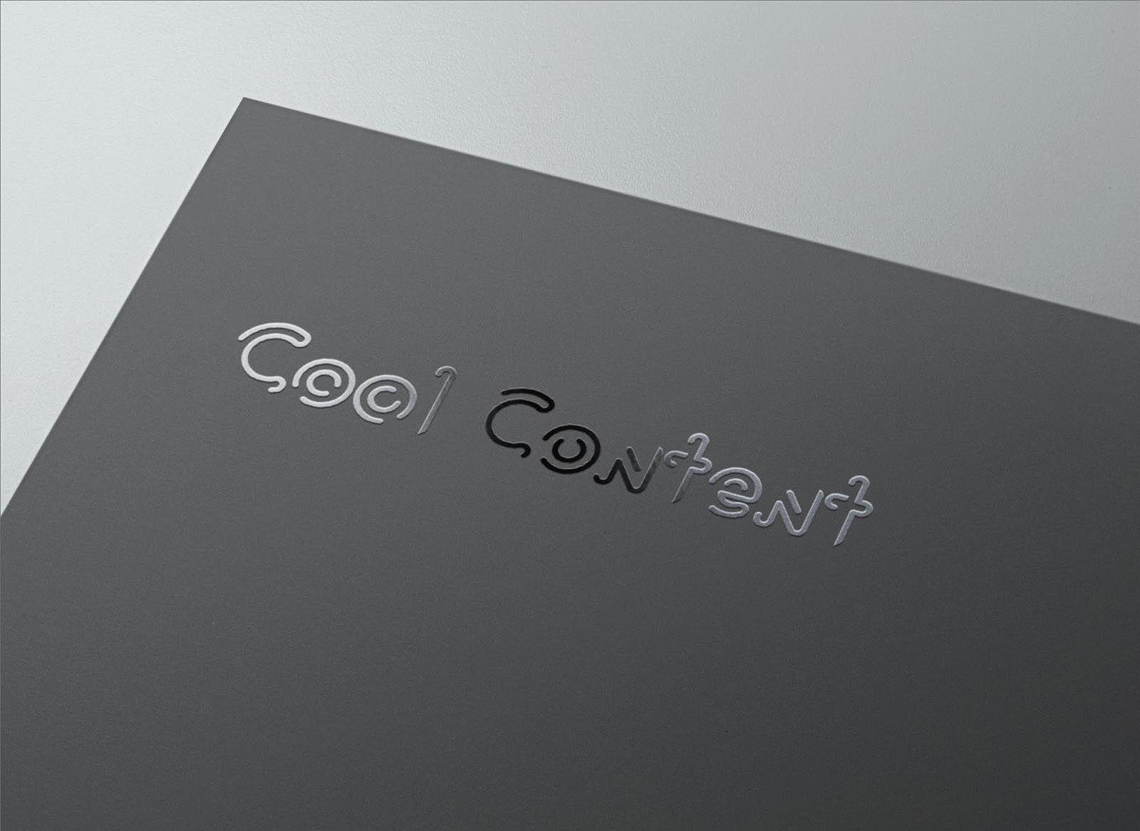 Лого для агентства Cool Content - дизайнер heyheymasha