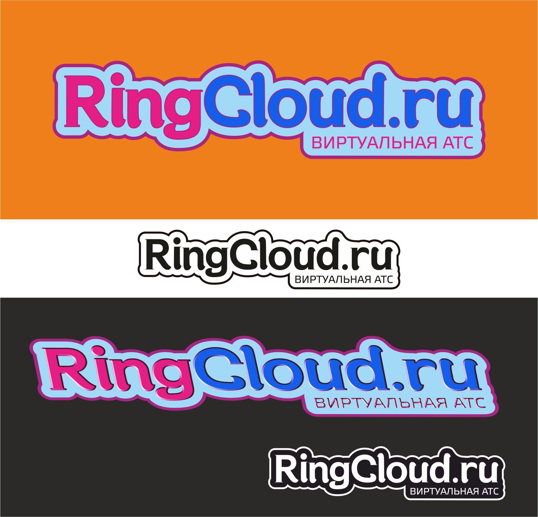 Логотип RingCloud.ru - дизайнер hsochi