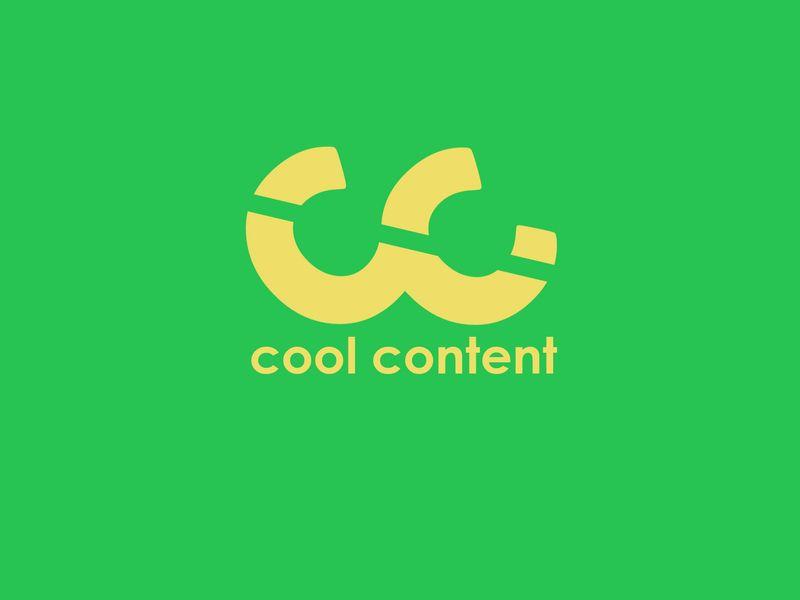 Лого для агентства Cool Content - дизайнер kreonixx