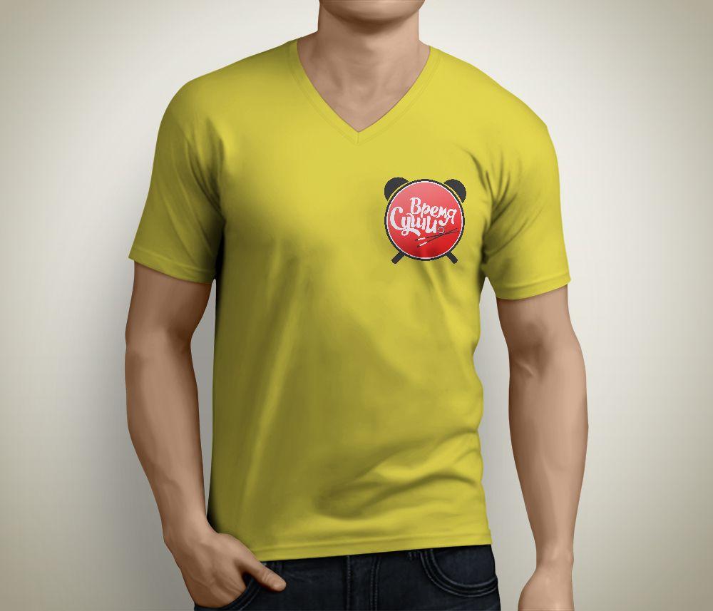 Рестайлинг логотипа для  доставки Время Суши - дизайнер Ak1