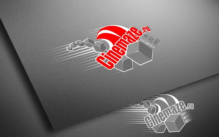 Логотип для кино-сайта - дизайнер djmirionec1