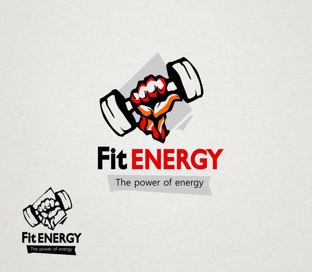 Логотип бренда спорт одежды д/бодибилдинга-фитнеса - дизайнер FONBRAND