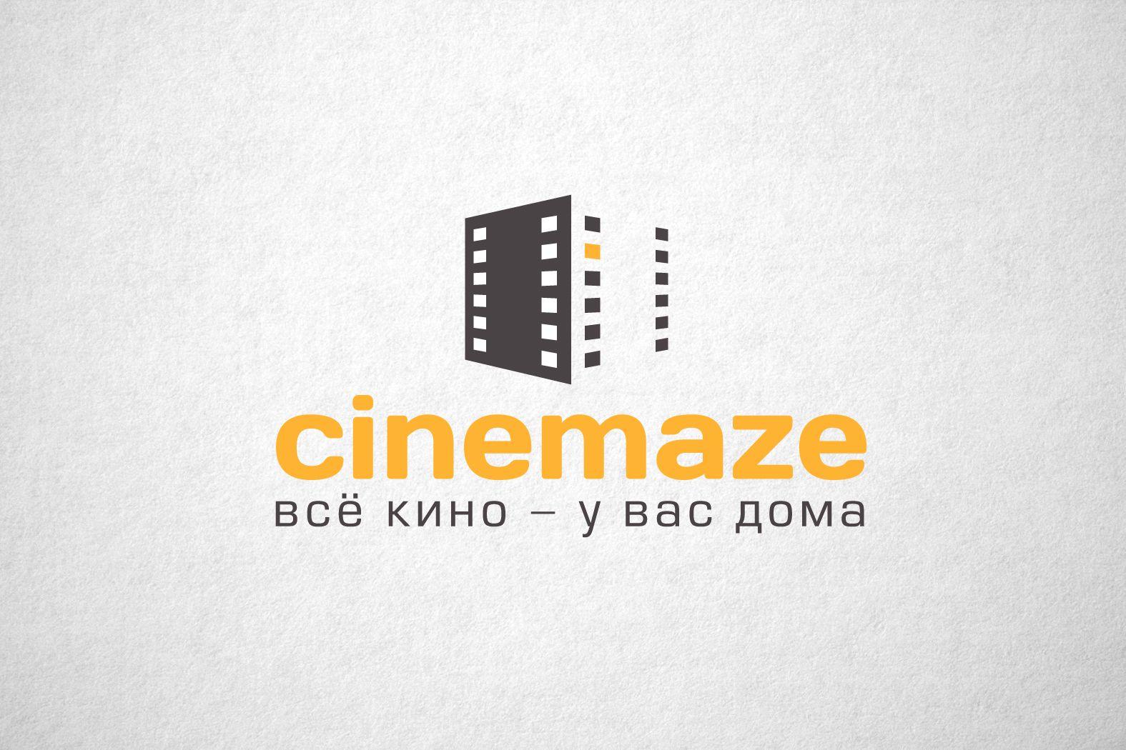 Логотип для кино-сайта - дизайнер funkielevis