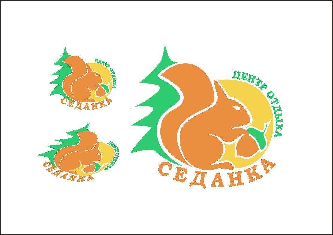 Логотип для центра отдыха - дизайнер IsackovAl