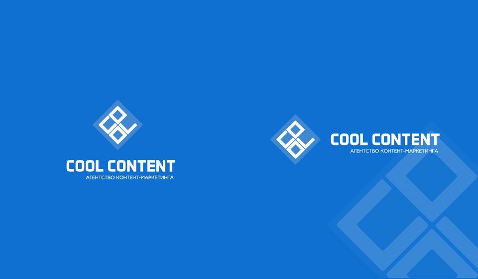 Лого для агентства Cool Content - дизайнер Fuzz0