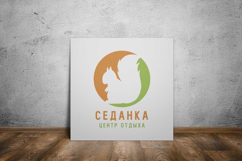 Логотип для центра отдыха - дизайнер path