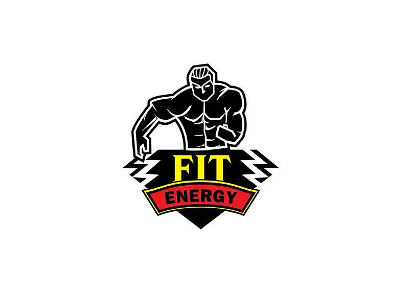 Логотип бренда спорт одежды д/бодибилдинга-фитнеса - дизайнер luveya