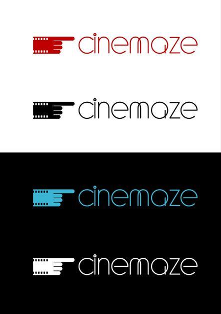 Логотип для кино-сайта - дизайнер Krakazjava
