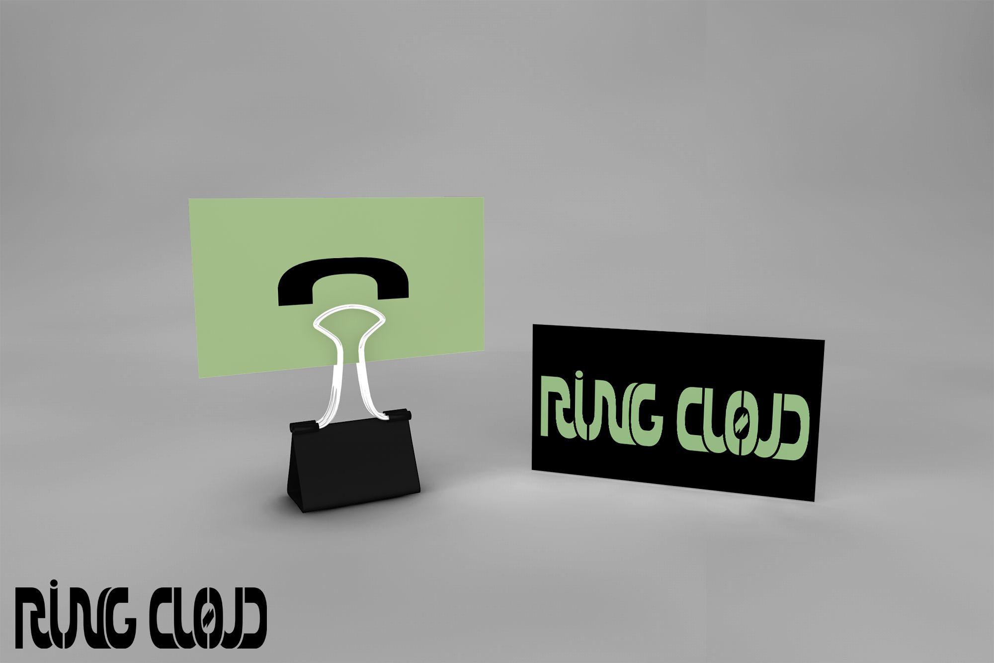Логотип RingCloud.ru - дизайнер vision
