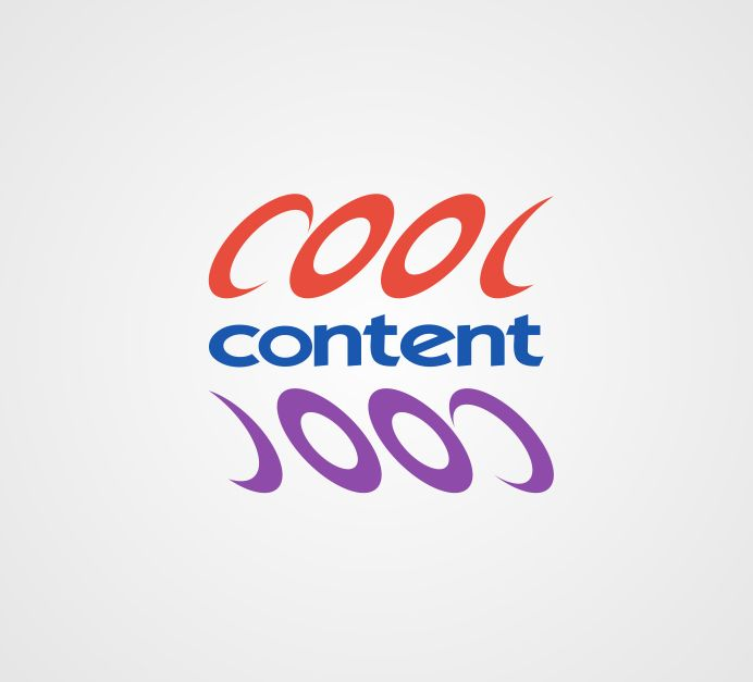 Лого для агентства Cool Content - дизайнер Domtro
