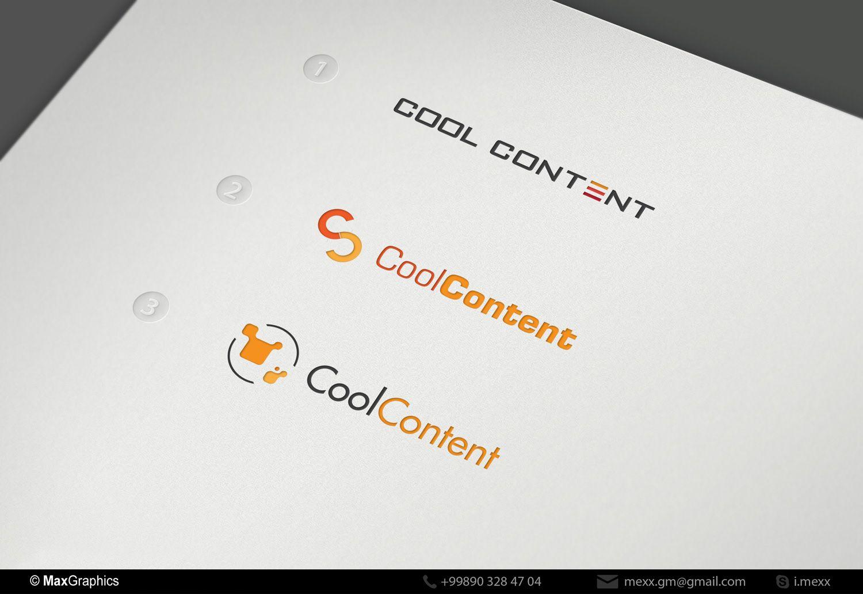Лого для агентства Cool Content - дизайнер Kreativa
